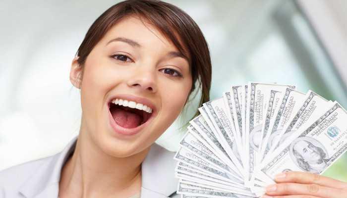 Я люблю деньги, а деньги любят меня